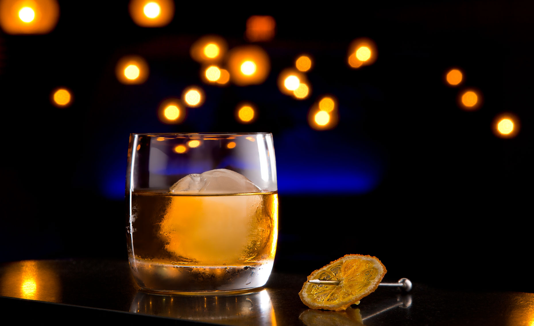 Not So Old Fashioned STK Cocktail