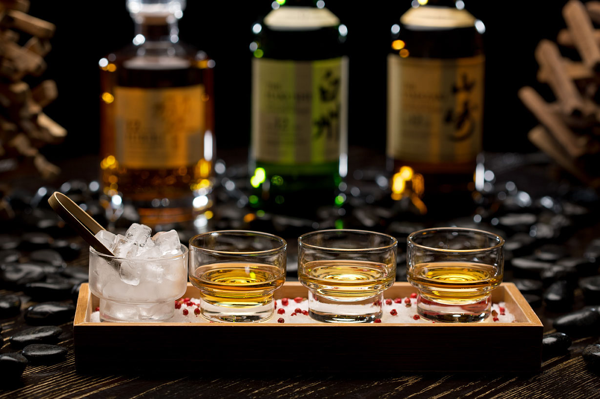 Nobu_Whiskey_Flight